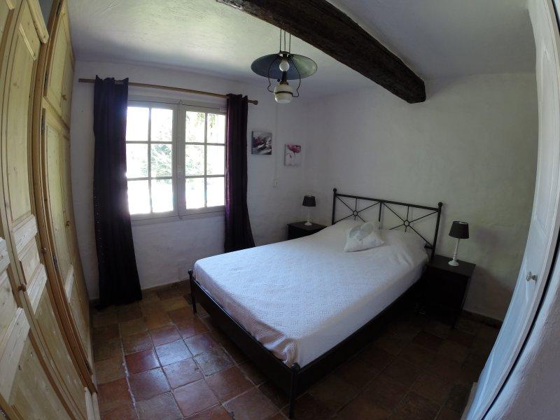 eerste grote slaapkamer