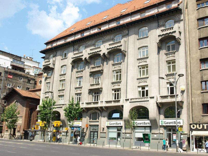 construction de l'appartement: 1900s bâtiment restauré