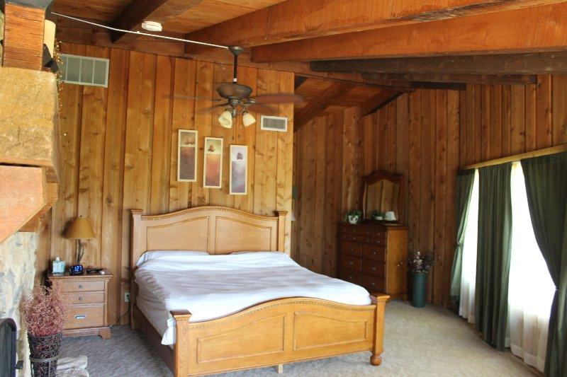 En primer lugar dormitorio principal