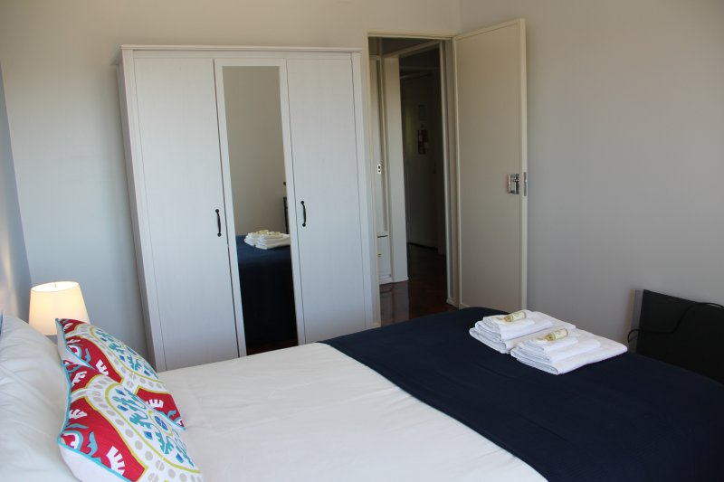Double bedroom. Double bedroom.