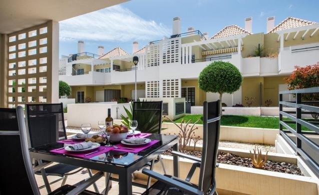 Magnifico T1 Condominio Cabanas Beach, alquiler vacacional en Tavira