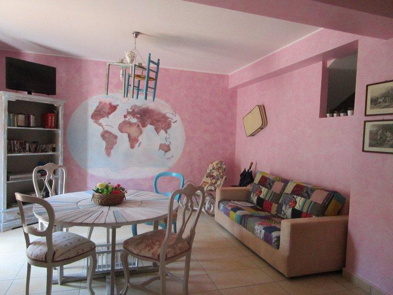 b&b Felicidad Siempre, vacation rental in Torre Faro
