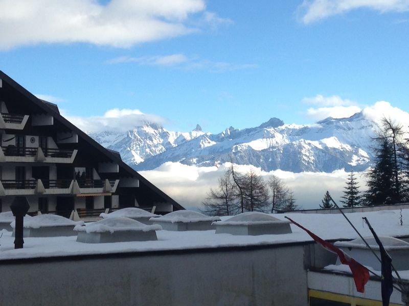Alpine apartment in Swiss village of Torgon, holiday rental in Torgon