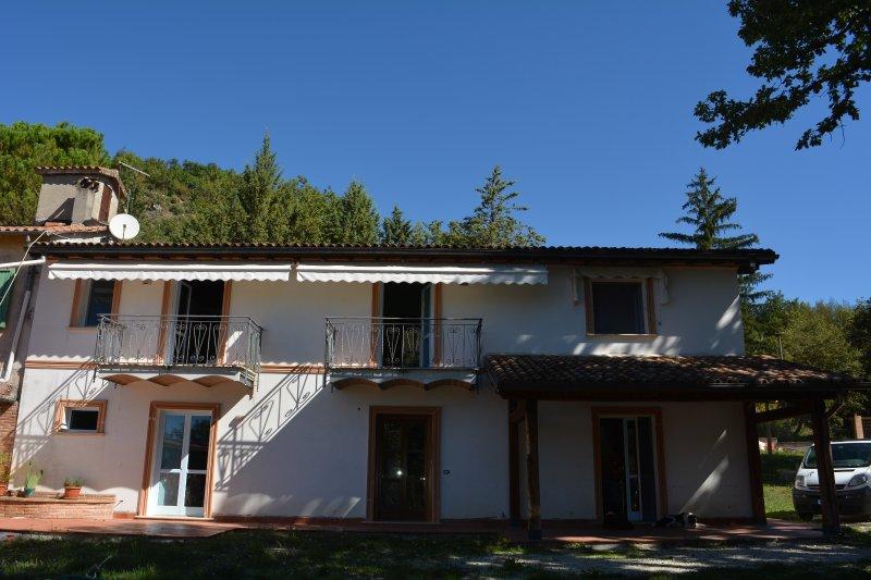 Il Rifugio nel Bosco - Camera 1, holiday rental in Greccio