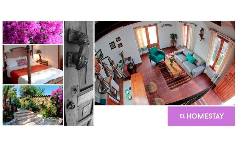 Casa San Miguel: El HomeStay, location de vacances à Chiapas
