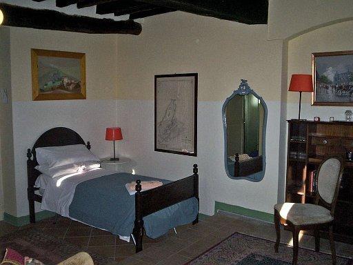 BB Villa Albertina - Rubino Suite, alquiler vacacional en Parola