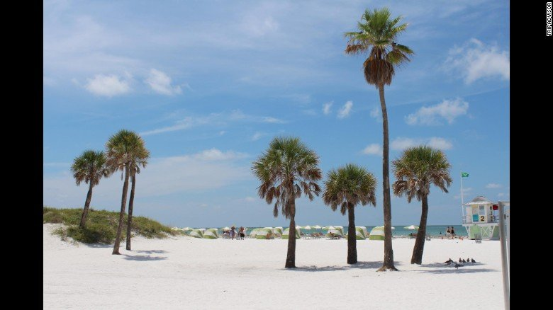 Clearwater Beach Voted #1 Best Beach USA Today