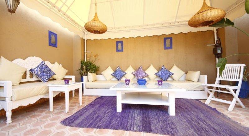 terrace lounge.