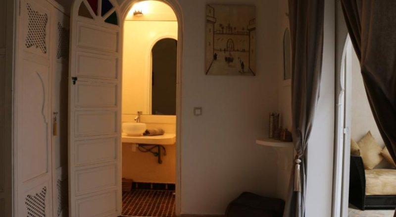 IVORY bathroom ground floor bedroom.