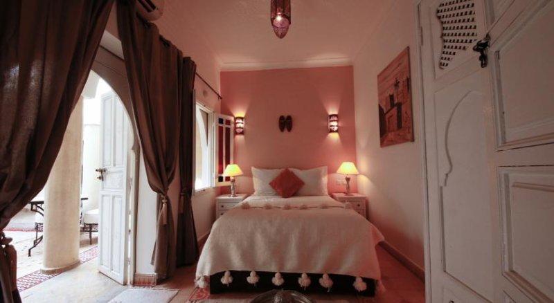 IVORY ground floor bedroom.