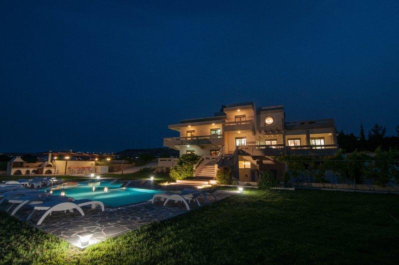 Villa Artemis, holiday rental in Koskinou