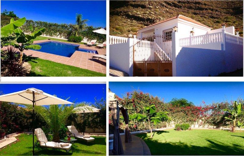 Villa Buganvilla, vacation rental in Candelaria
