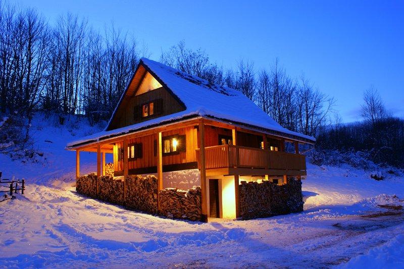 Buffalo Lodge, holiday rental in Perusic