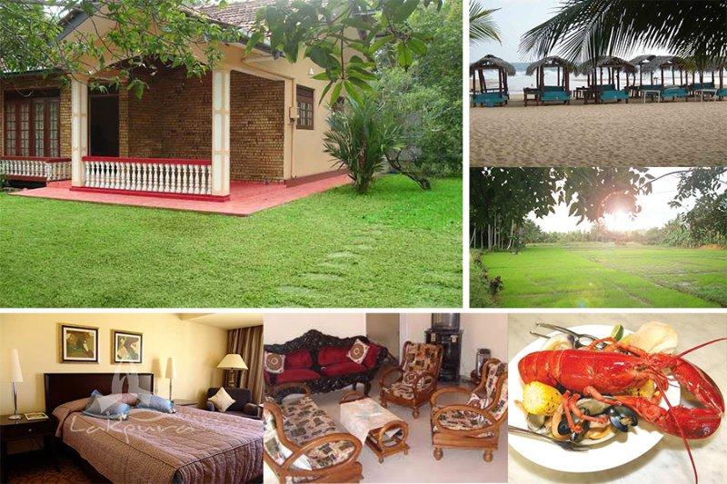 Chamo Sunrise Hotel, vacation rental in Hiniduma