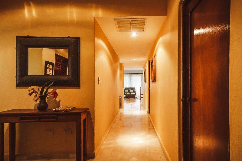 Entryway to Casa Moore
