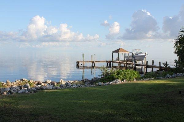 Uitzicht op de Golf van Mexico