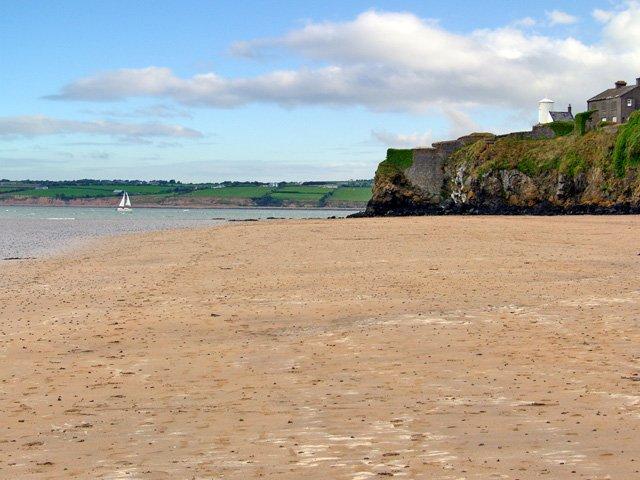 Duncannon Beach, Co. Wexford