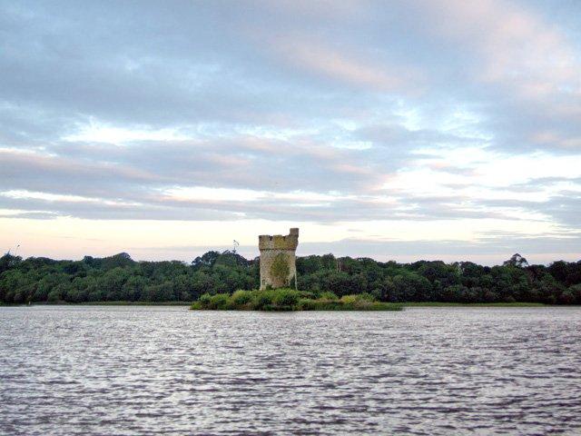 Crichton Tower, Upper Lough Erne
