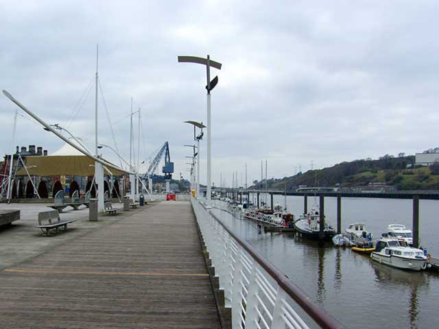 The Quays, Waterford City