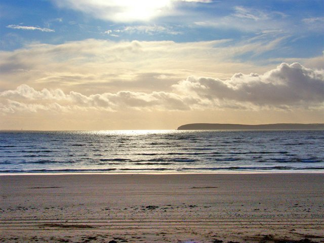 Duncannon Beach, Co. Wexford