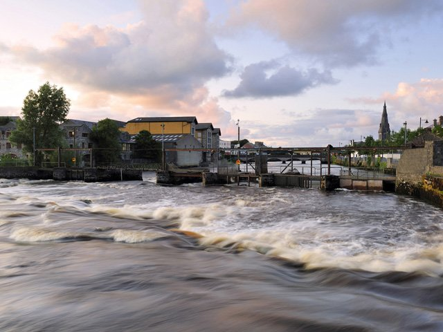 River Moy at Ballina