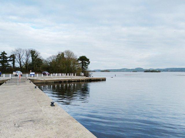 Rossmore Quay, Lough Derg