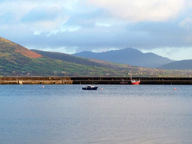 Carlingford Lough and the Mournes