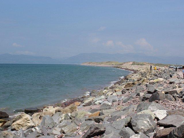 Rossbeigh blue flag beach