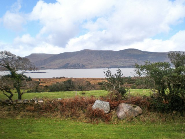 Lough Currane from property