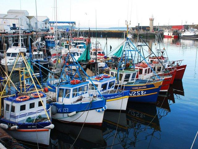 Dunmore East Harbour
