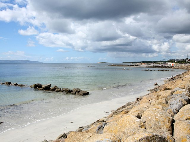 The Beach at Salthill