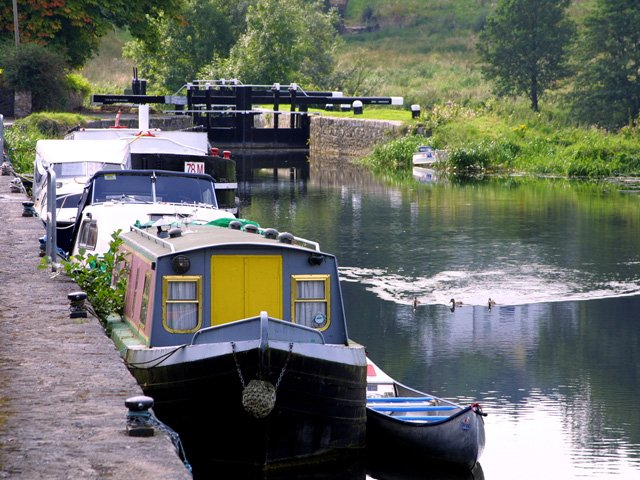 Canal in Carlow