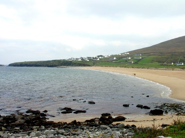 Doogort Beach, Achill Island