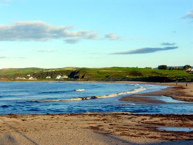 Coast at Ballycastle