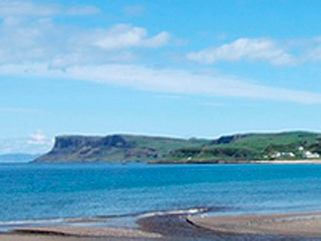 Ballycastle Coastline