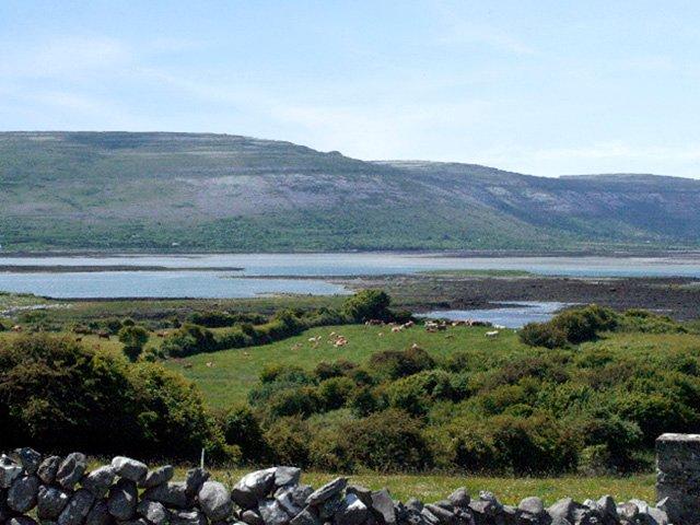 Coastline around Ballyvaughan