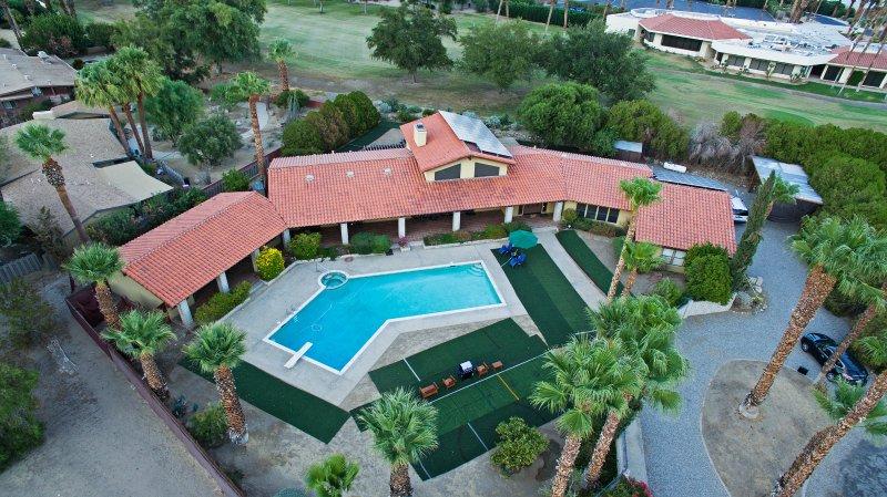 5BR Borrego Springs House w/ Private Pool!, location de vacances à Borrego Springs
