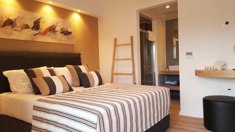 Villa Nova - slaapkamer 1e verdieping met eigen badkamer