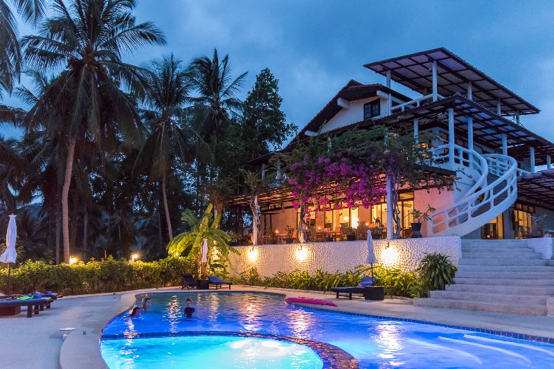 La Costa Samui Private Villa for events, holiday rental in Taling Ngam