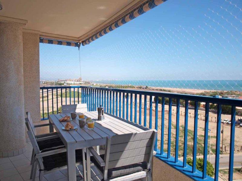 ApartUP Patacona Panoramic. WiFi+PK+Pool+Gym+Paddl, location de vacances à Masalfasar