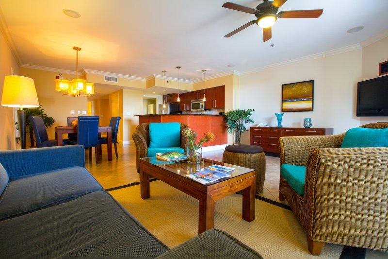 Two Bedroom, vacation rental in Oranjestad