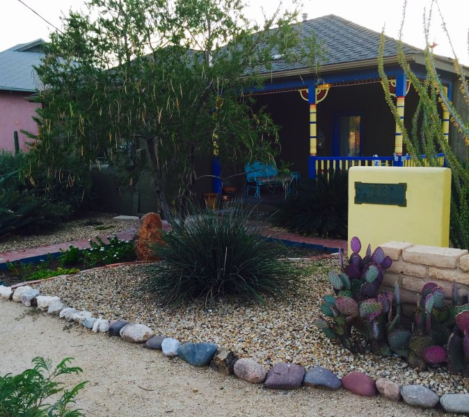 Vintage Downtown Home with Salt Water Spa/Pool, alquiler vacacional en Tucson