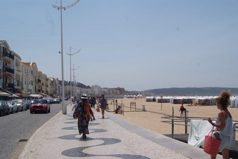 Marginal. Seaside avenue