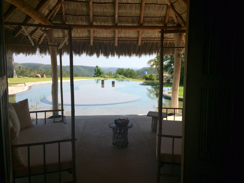 Pool Bungalow, holiday rental in Careyes