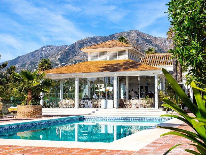 CLUB HOUSE e área de piscina