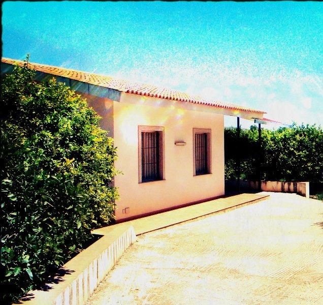 Lemon villa Avola, casa vacanza a Capo Negro