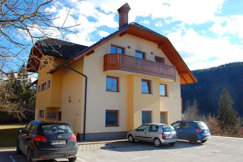 Sava View Apartment Building