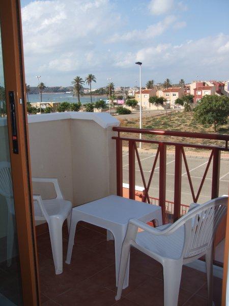 Balcón exterior dormitorio principal