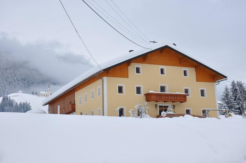 Ferienhaus Töldererhof - Ferienwohnung Dolomitenblick 320 m2, location de vacances à Strassen