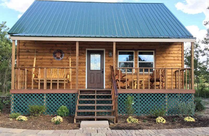 Quail Run Cottage, holiday rental in Lyons